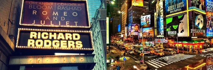 New York - Broadway