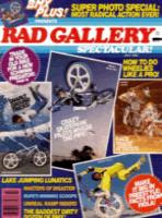 RAD GALLERY 1985 July