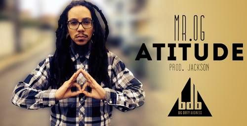 Mr Og, Atitude, 2014