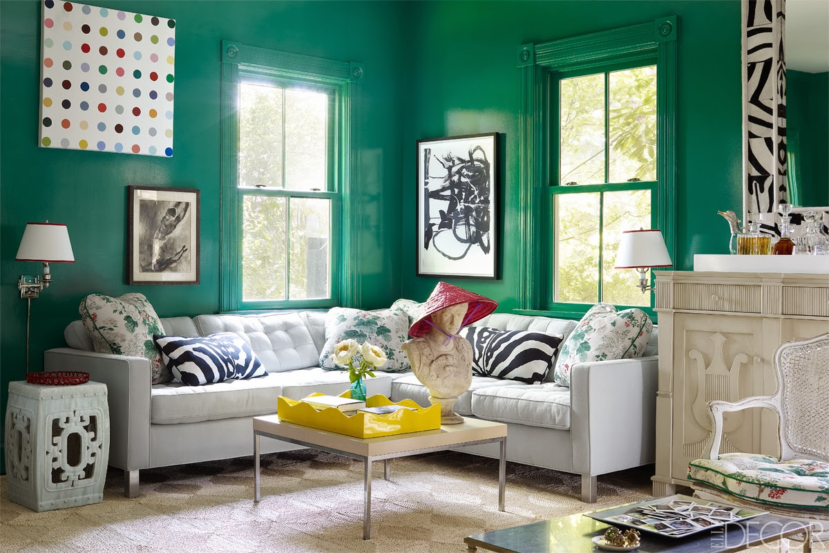 Lisa Mende Design My Top 8 Favorite Emerald Green Paint Colors Perfect Pai