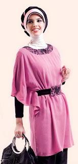 Model Pakaian Kerja Wanita Muslim Modern