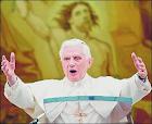 La visita del Papa, no con mis impuestos