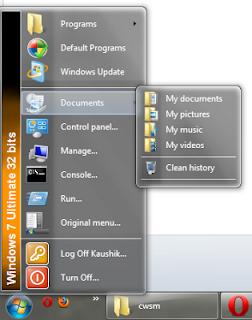 Start Menu X 4.8 Portable