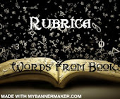 "Rubrica: ""Words from Books"""