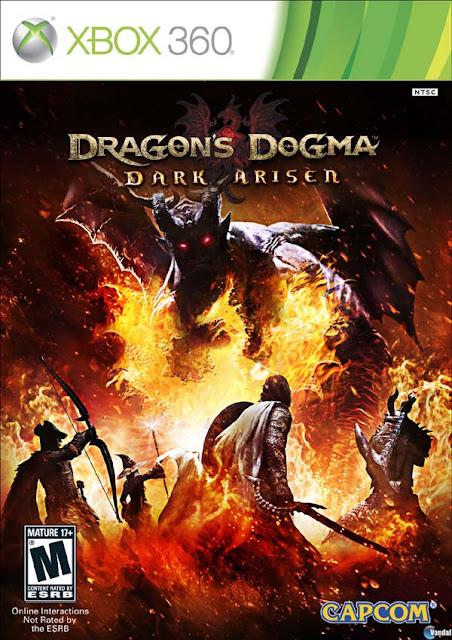 Dragons Dogma Dark Arisen Download Cover Free Game