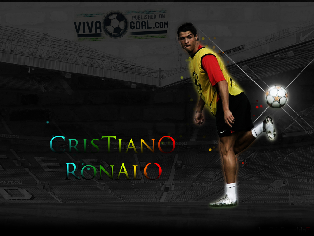 Cristiano Ronaldo Real Madrid Wallpaper 2011 10