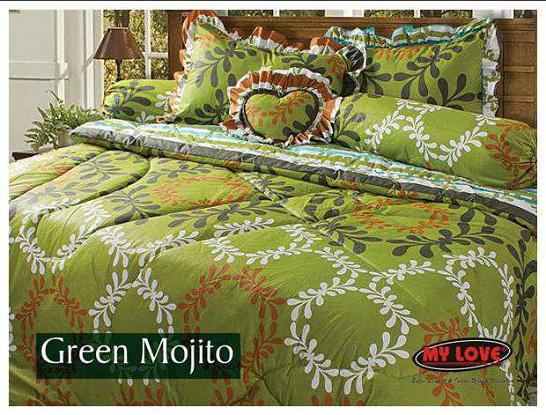 bedcover-my-love-green-mojito