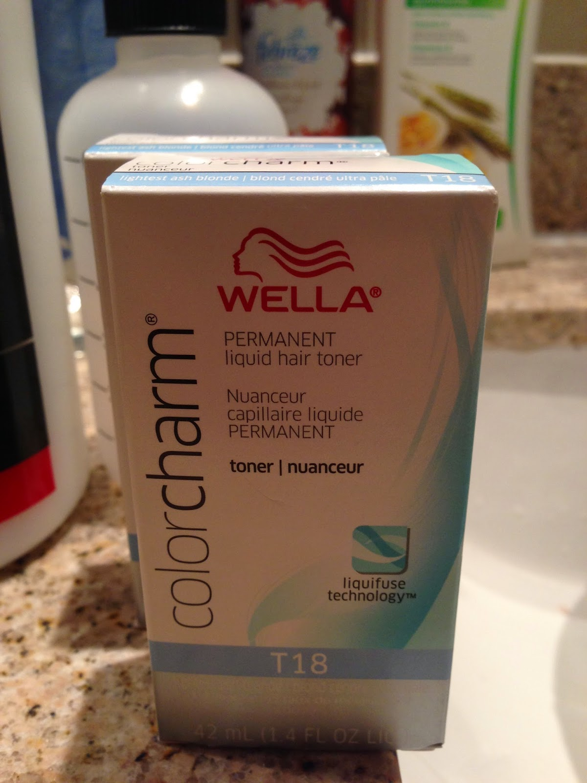 Discovering The Meaning Of Life Review Wella Color Charm Permanent