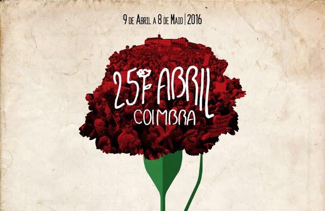 Comemorações do 25 de Abril em Coimbra