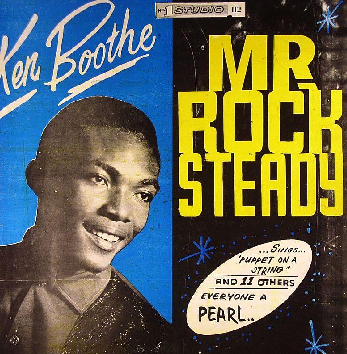 Reggaediscography Ken Boothe Discography Reggae Singer