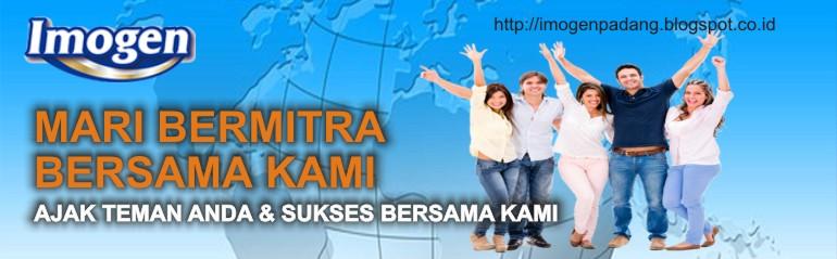 Imogen Padang | Bisnis Rumahan Modal Kecil