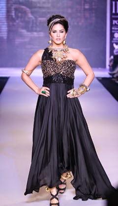 Sunny Leone in IIJW 2014
