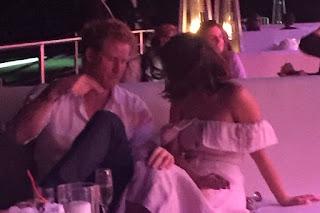 Prince Harry, Jenna Coleman