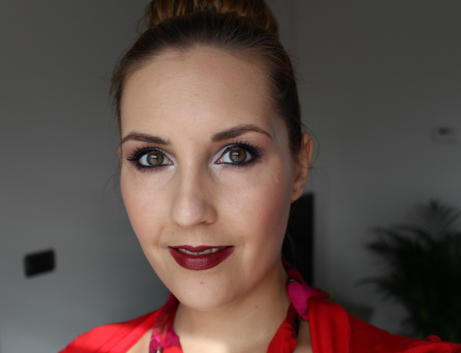 Dior Cosmopolite fall collection look