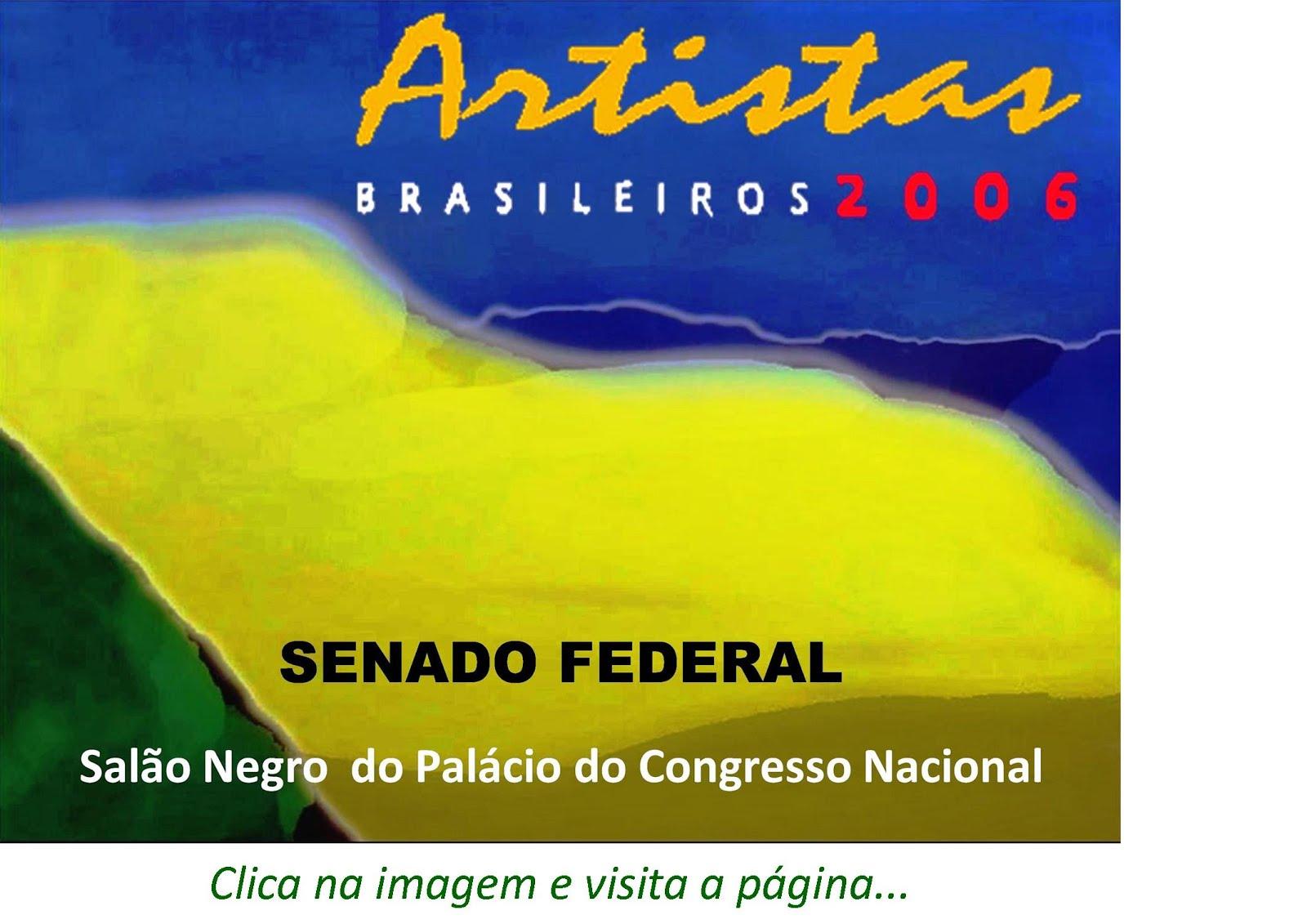 ARTISTAS BRASILEIROS 2006