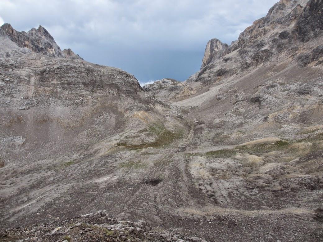 Pico Arenizas Central