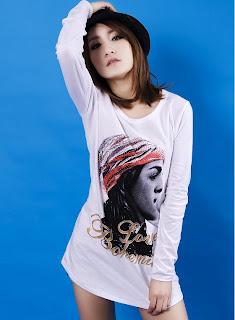 Wholesale Clothes Tops D8544 White