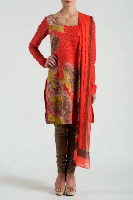 Indian Salwar Kameez Collection 2014-2015