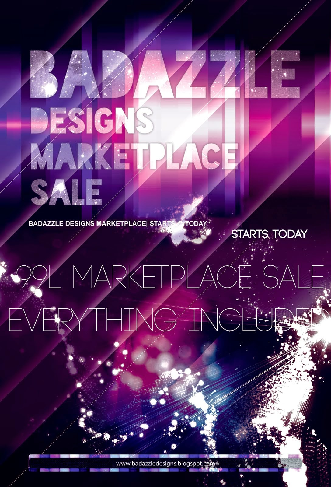 Marketplace Sale