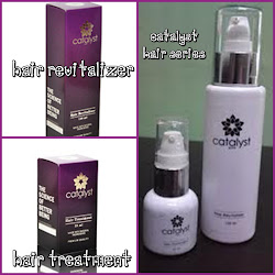 HAIR TREATMENT & HAIR REVITALIZER