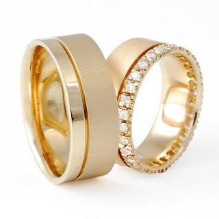 alyans Evlilik Yüzüğü Modelleri