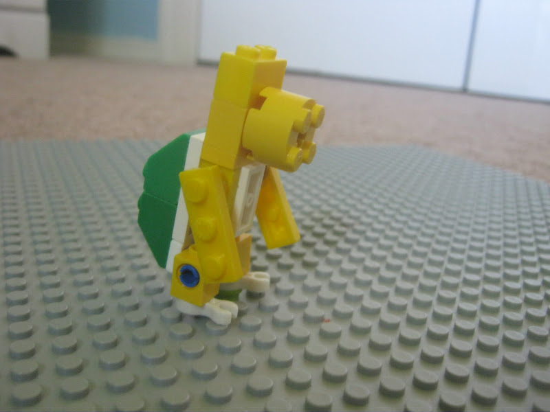 Everything Lego Bigger Koopa Troopa