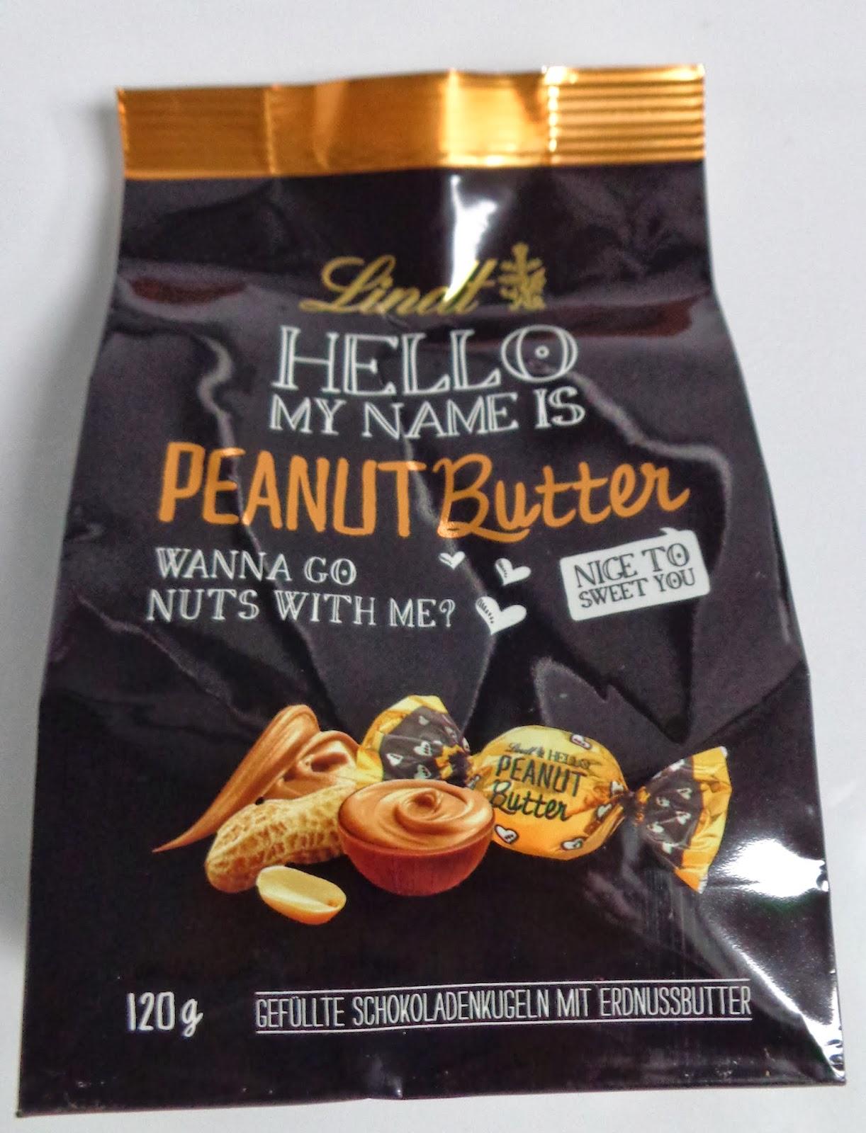 Erdnussbutter in Schokolade