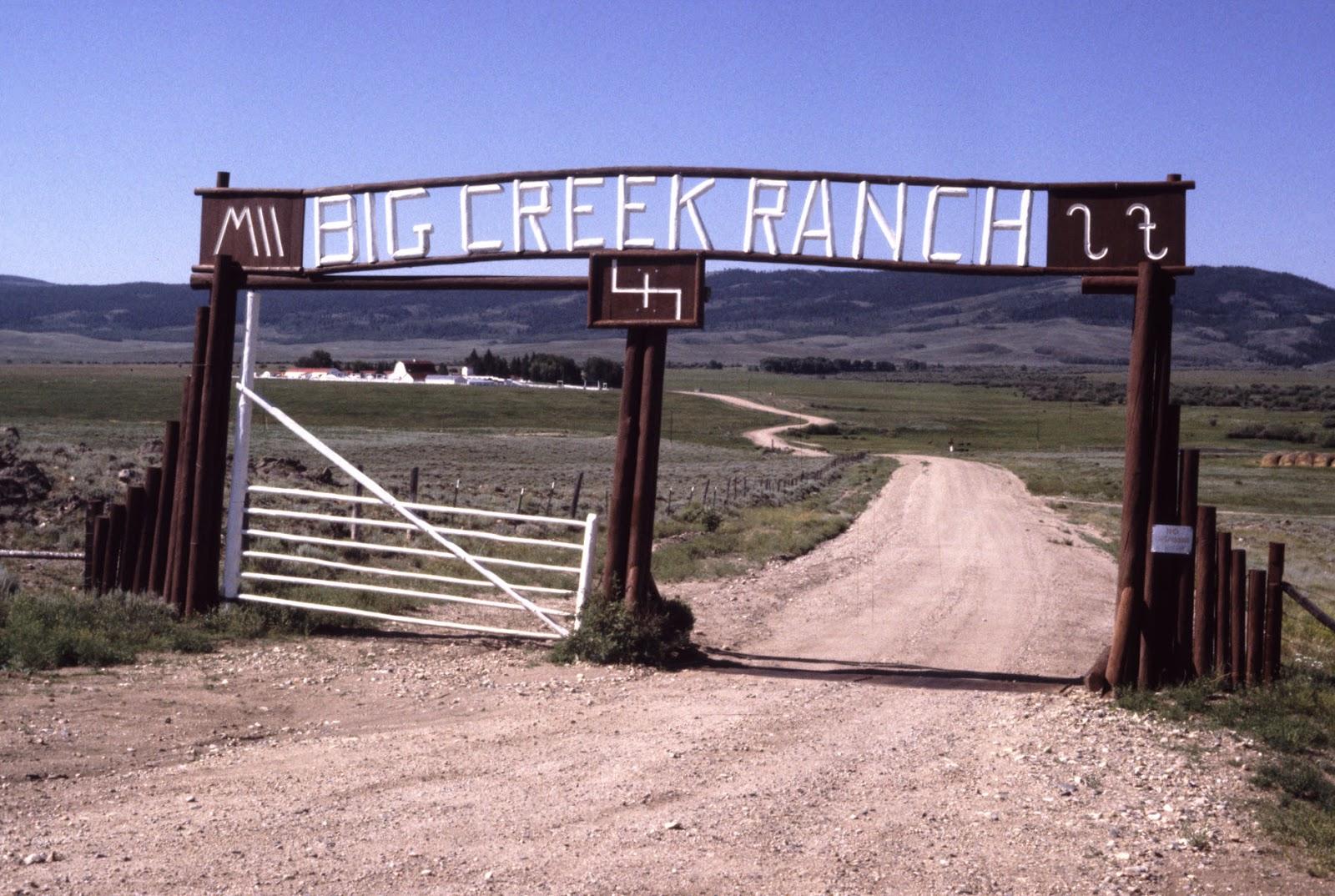 a real ranch