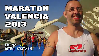 video maratón de valencia