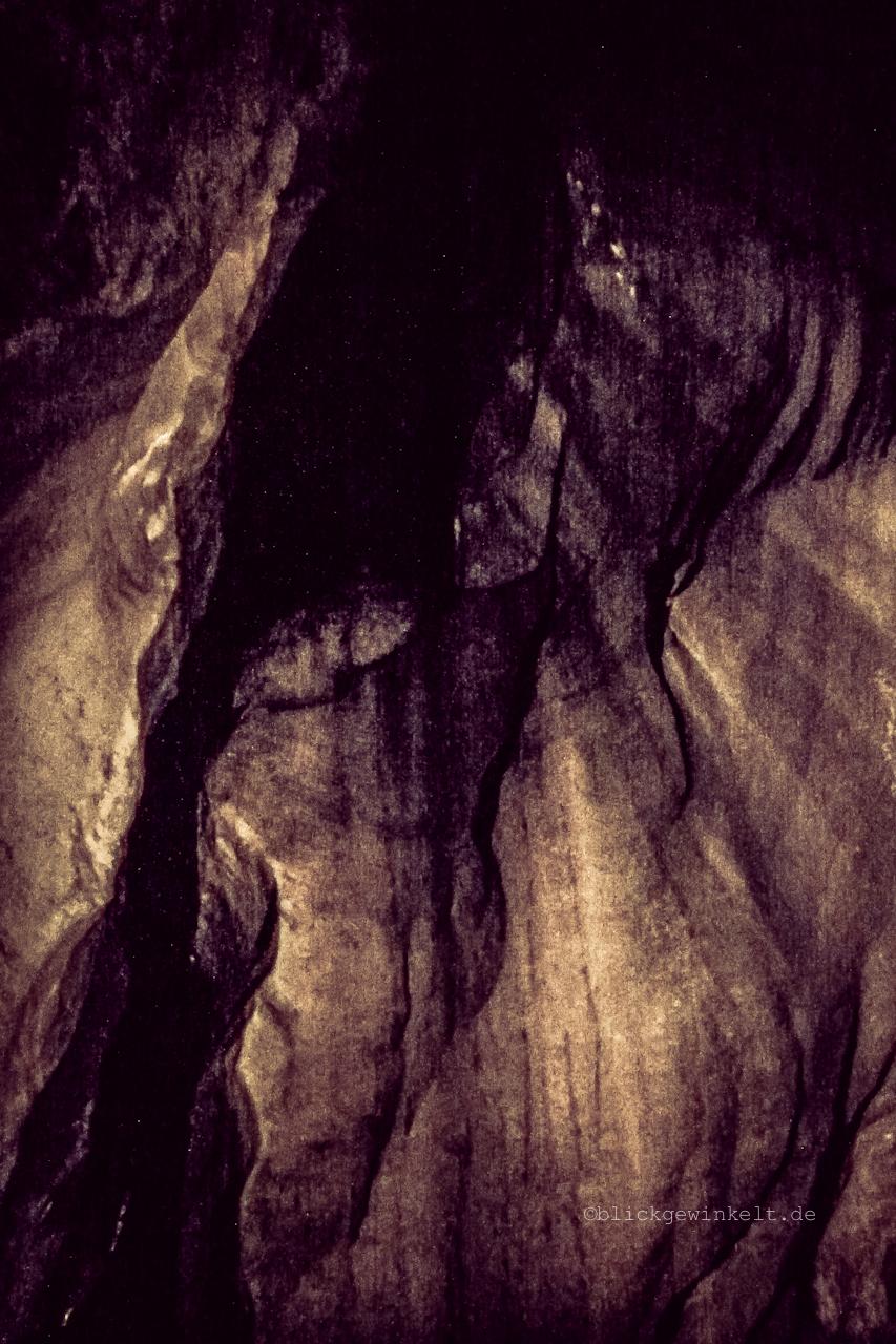 Aareschlucht-Felsen, Haslital