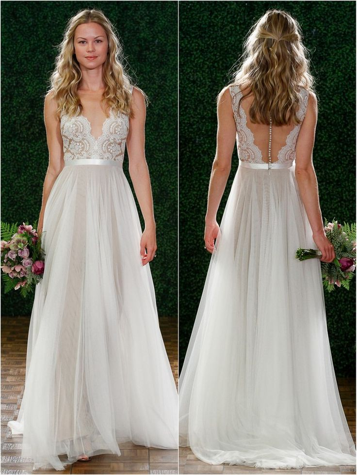 Simple Wedding Dresses for Your Special Day - Wedding Accessories ...