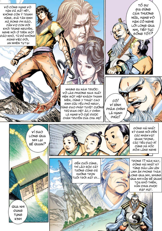 Thiên Tử Truyền Kỳ 5 - Như Lai Thần Chưởng chap 214 - Trang 27