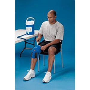 knee icing machine