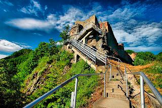 Poienari Castle, Rumania