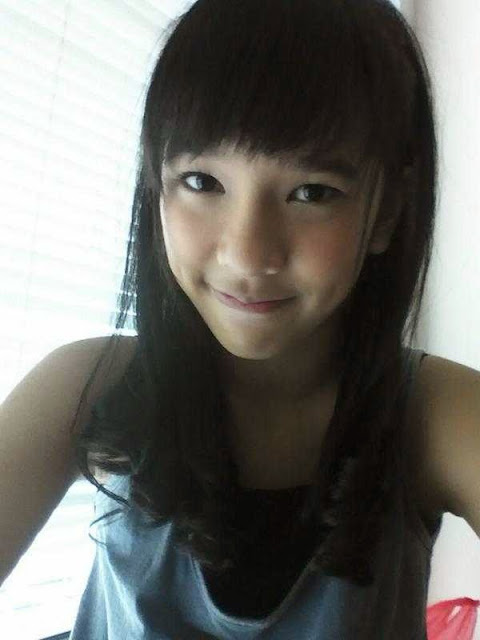 Foto selfie Beby JKT48
