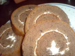 kue bolu gulung