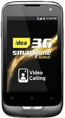 Idea-Aurus++price+india