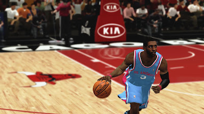 Best NBA 2K13 Chris Paul Face Patch