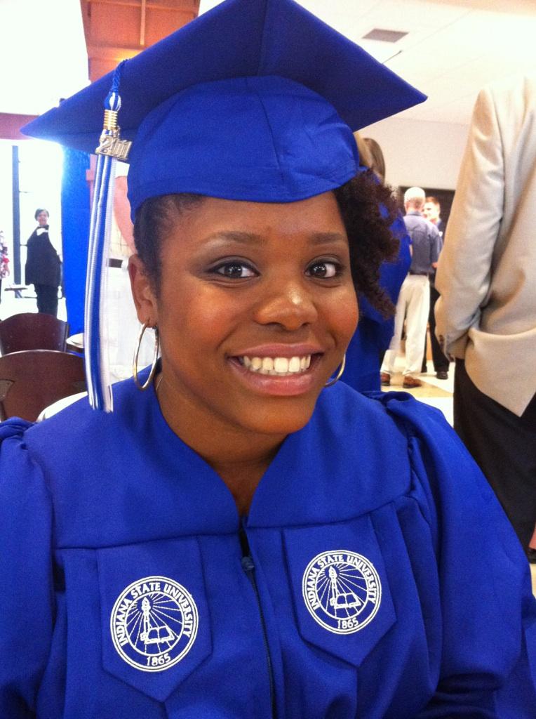 natural hairstyles with marley hair : ... Natural Hair Graduation Cap Hairstyles and Natural Hair Graduation Cap