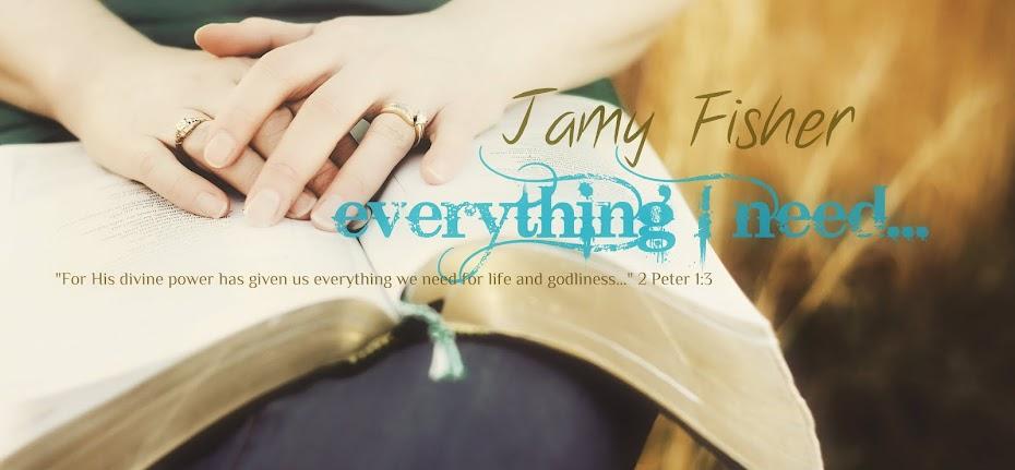 Jamy Fisher