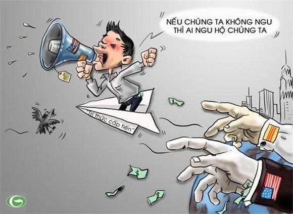 """2015 - MỘT NĂM HOẠT ĐỘNG ÈO UỘT CỦA """"PHƯỜNG DÂN CHỦ"""""""