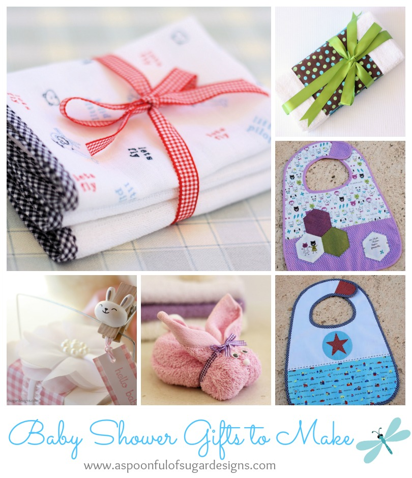 Unique Baby Shower Gift Ideas Australia : Baby shower gifts to make a spoonful of sugar