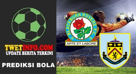 Prediksi Blackburn Rovers vs Burnley