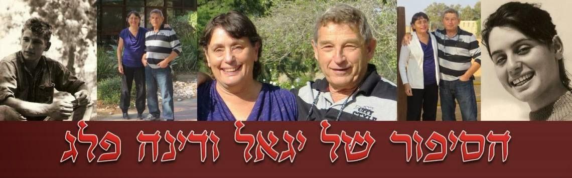 הסיפור של יגאל ודינה פלג