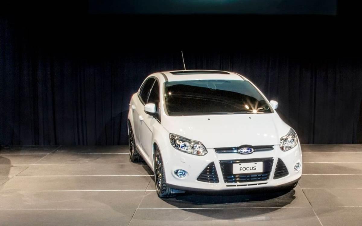 Ford mostra o Novo Focus 2014 na Argentina