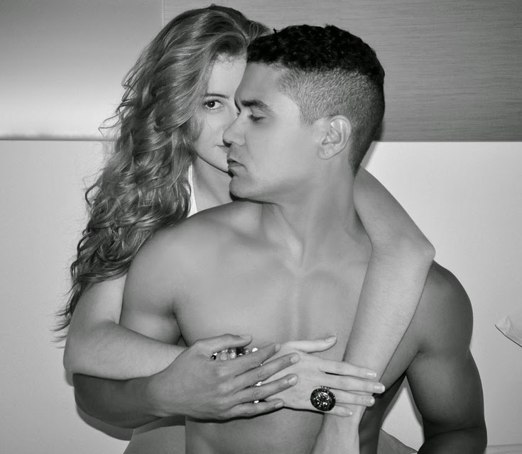 Moreira Júnior e Carla Katiely Santana - Foto: Daniela Gama