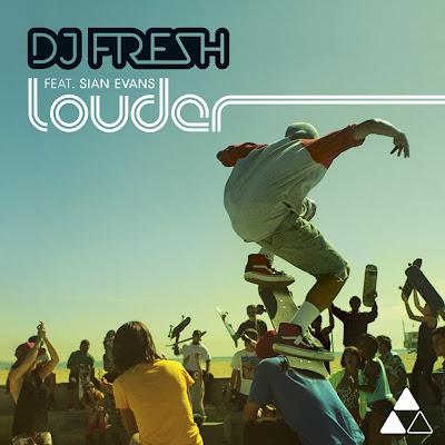 DJ Fresh - Louder (feat. Sian Evans) Lyrics