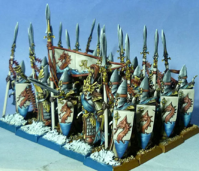 Masterclass Warhammer painting photo