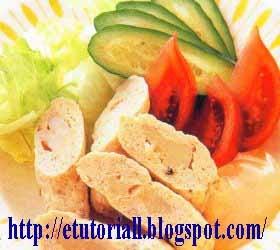 Resep Salad Ayam Mentimun Jepang