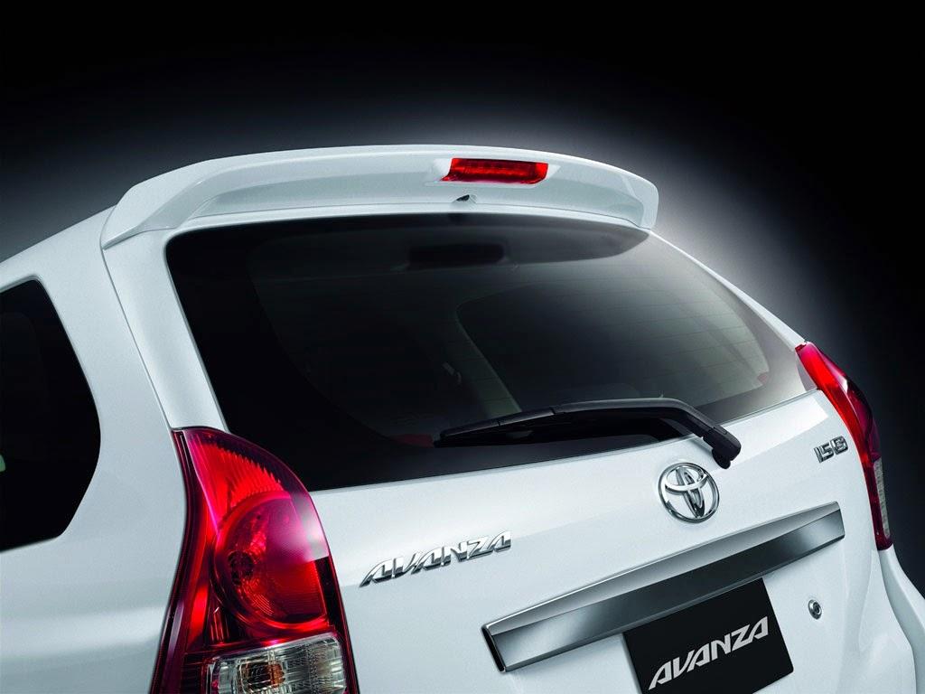 Toyota Avanza versi 1.5 S Touring